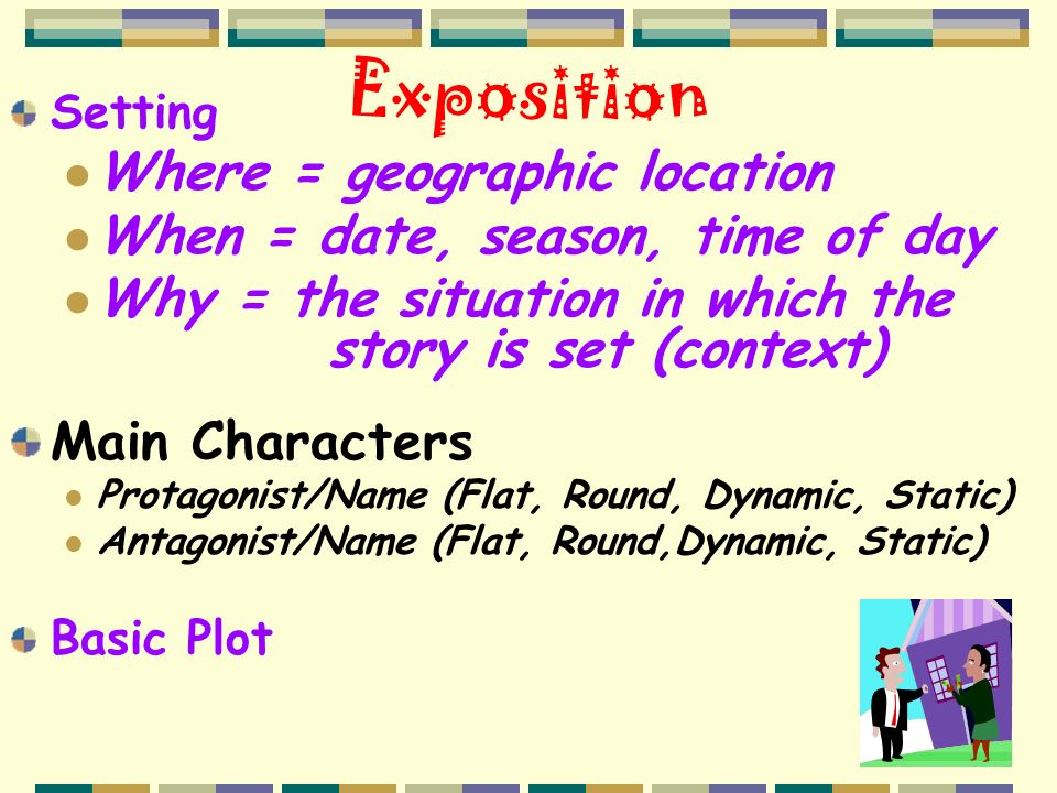 Exposition Where = geographic location