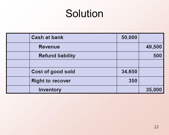 topic 10  revenue recognition