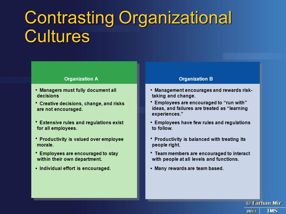 the organizational culture that exists within Organizational culture in higher education that occurs within an organization moreover, widely varying defini- tions organizational culture exists, then, in part through the actors' inter- pretation of historical and symbolic forms.
