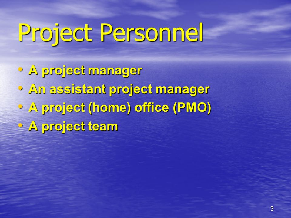 how to become an assistant project manager