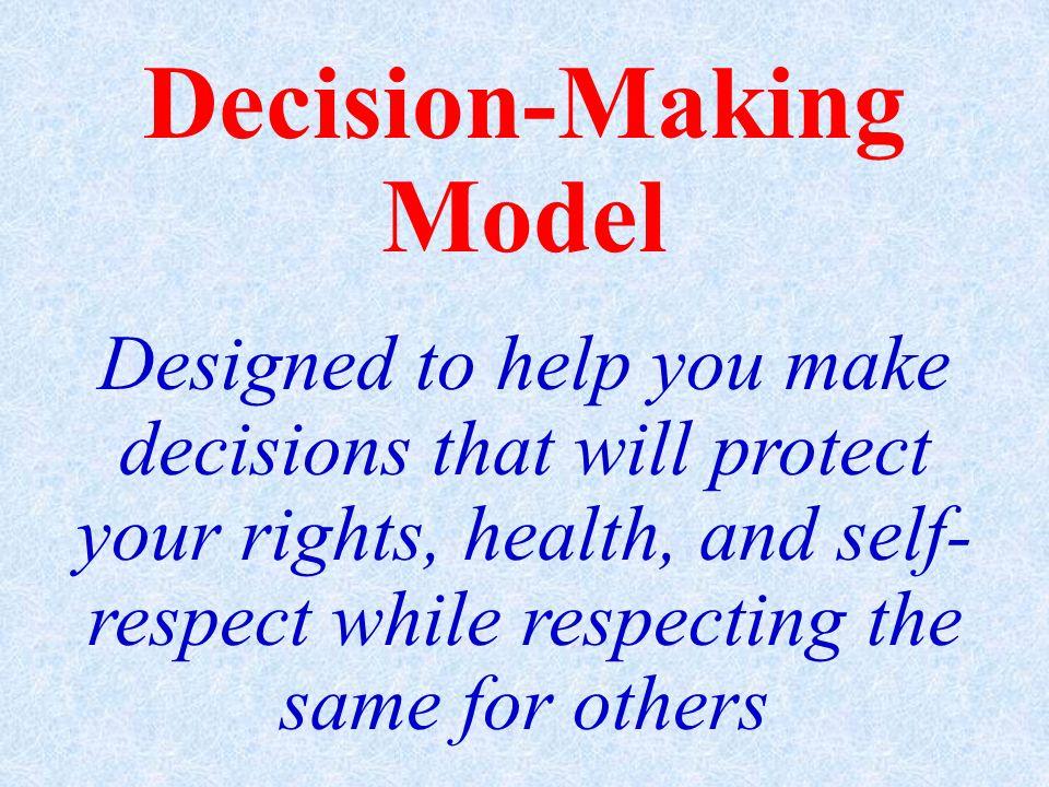 Decision-Making Model
