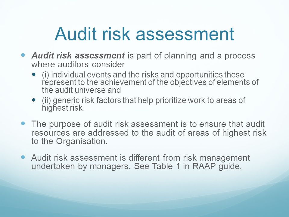 audit planning and risk assessment February 2016 annual citywide risk assessment and internal audit plan fiscal year 2016 (mid-year) fiscal year2017.