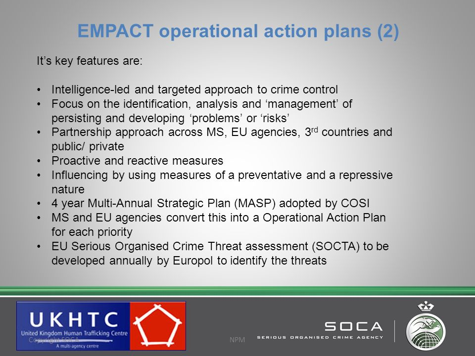 EMPACT operational action plans (2)