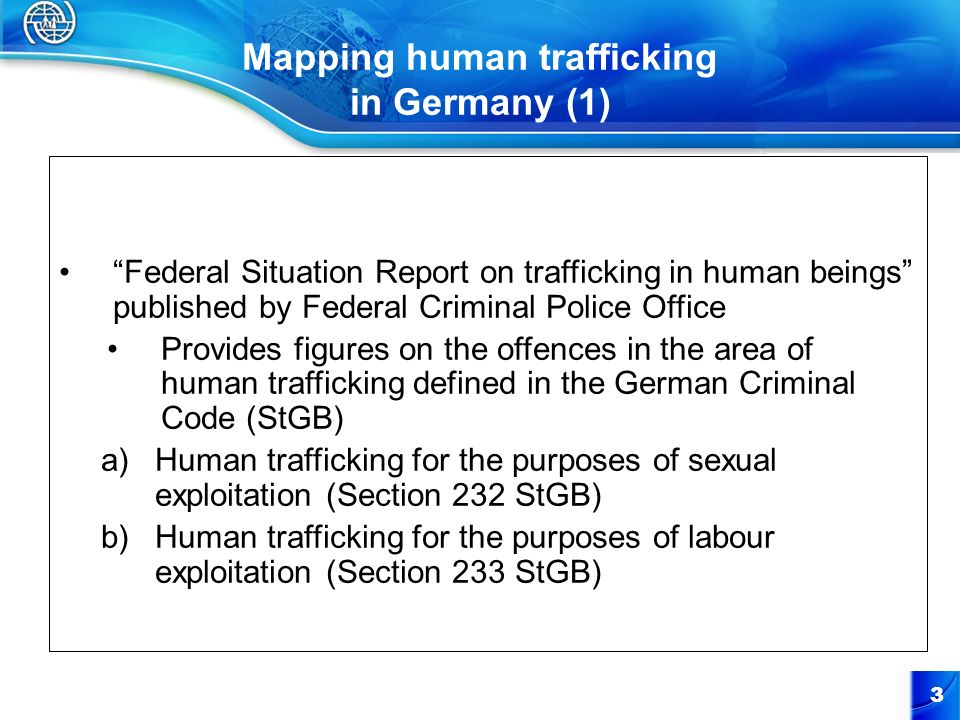 Mapping human trafficking in Germany (1)