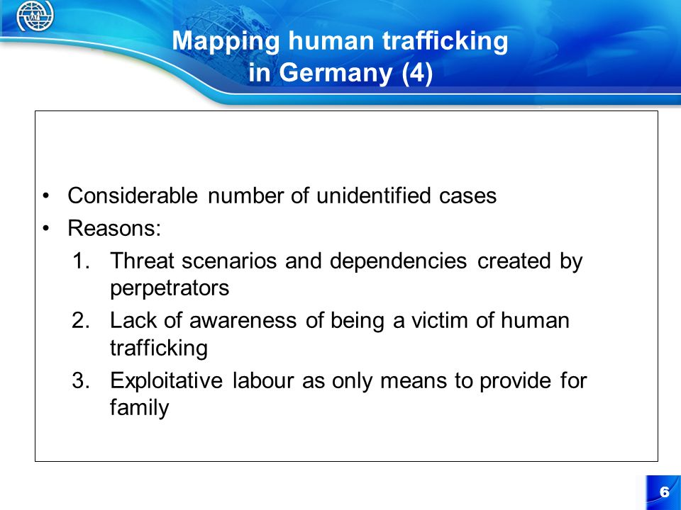 Mapping human trafficking in Germany (4)