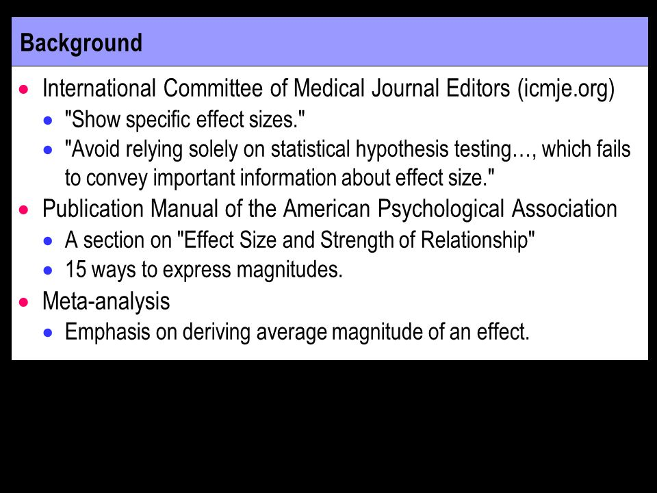 International Committee of Medical Journal Editors (icmje.org)