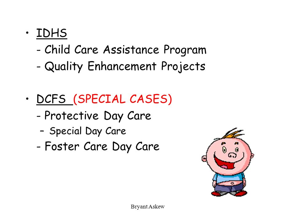 Idhs Child Care Assistance Program