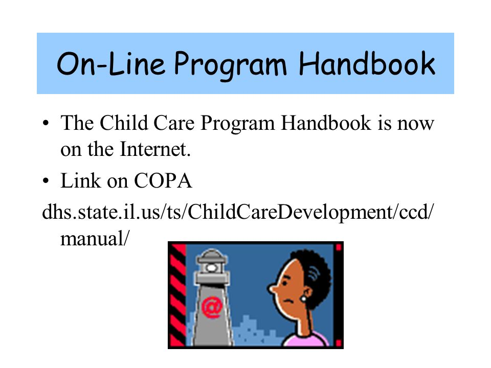 IDHS Child Care Assistance Program - ppt download