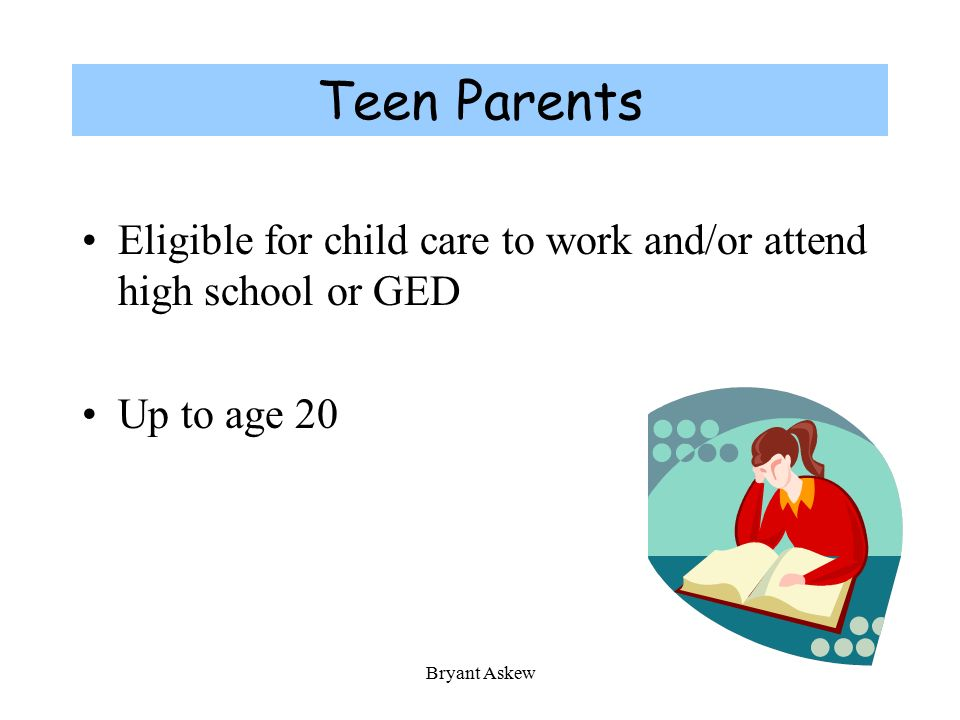 eligible age of a teen to work