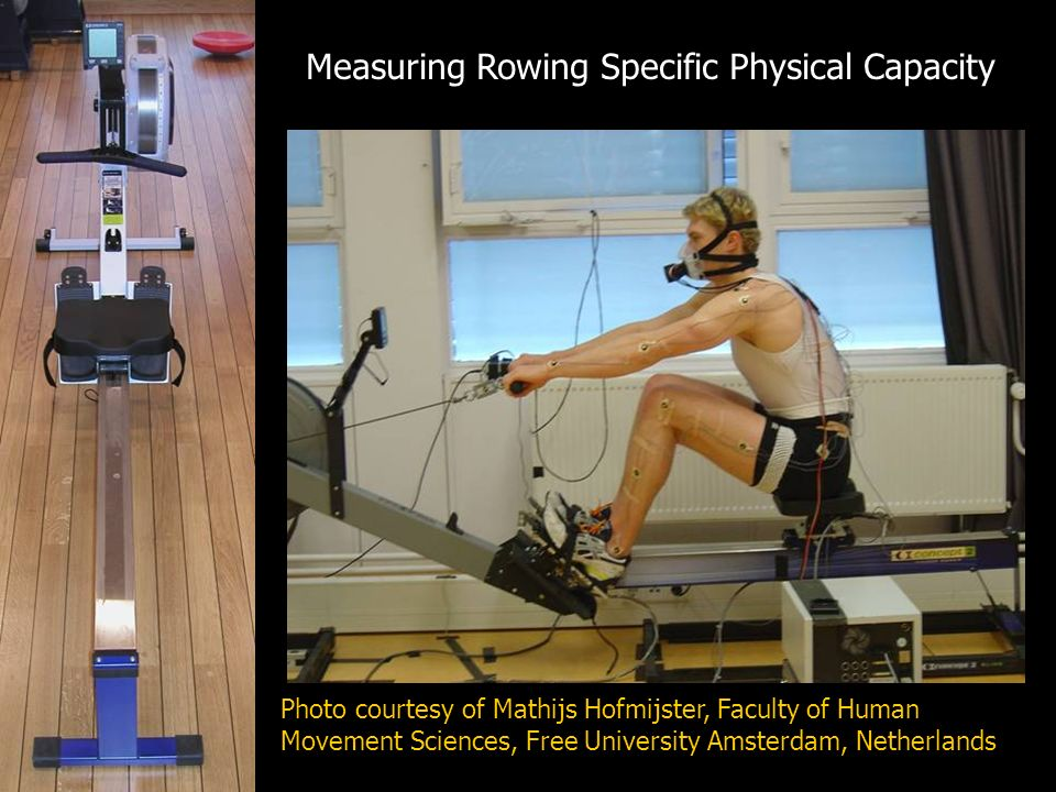Measuring Rowing Specific Physical Capacity