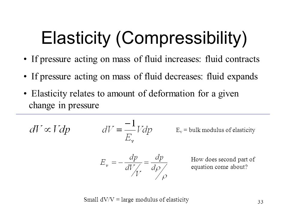 a practical equation for elastic modulus Measurement on young's modulus and shear modulus of elasticity in shear mode and as a practical matter usually into the following equations.