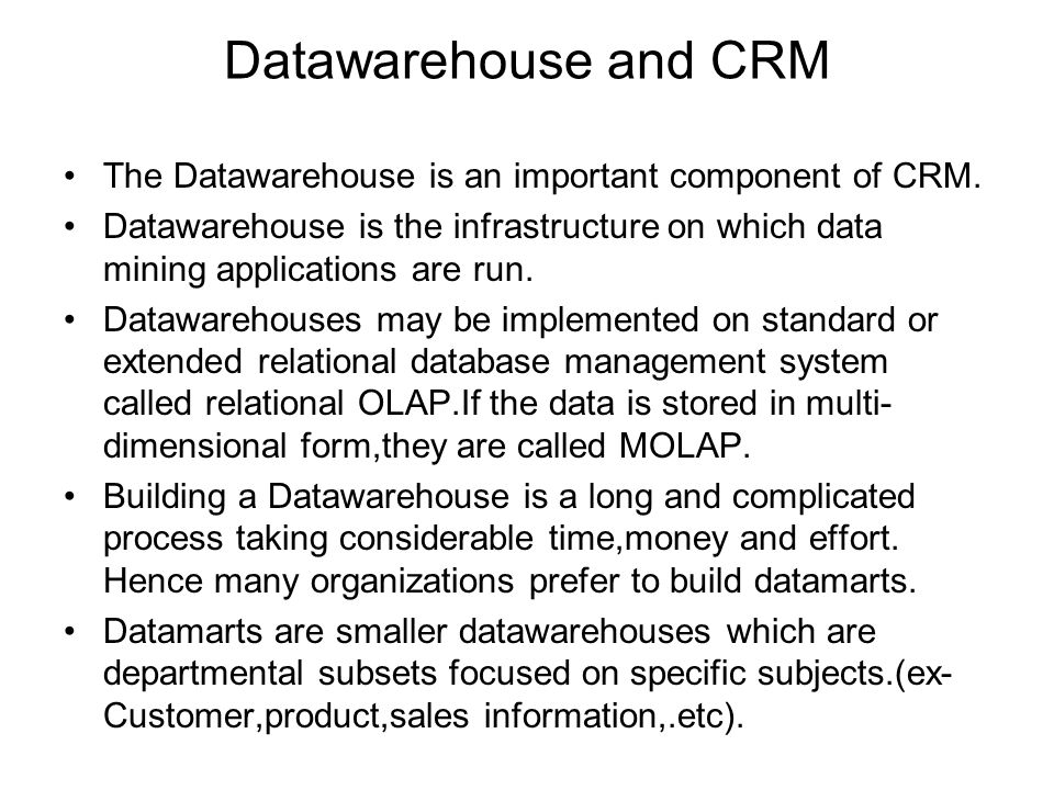 data warehouse and crm Get complete information on d&c expo - data warehouse & crm expo 2018 to be held at tokyo big sight, tokyo, japan including exhibitor profile, visitor profile, organisers details, start and end date of the fair.