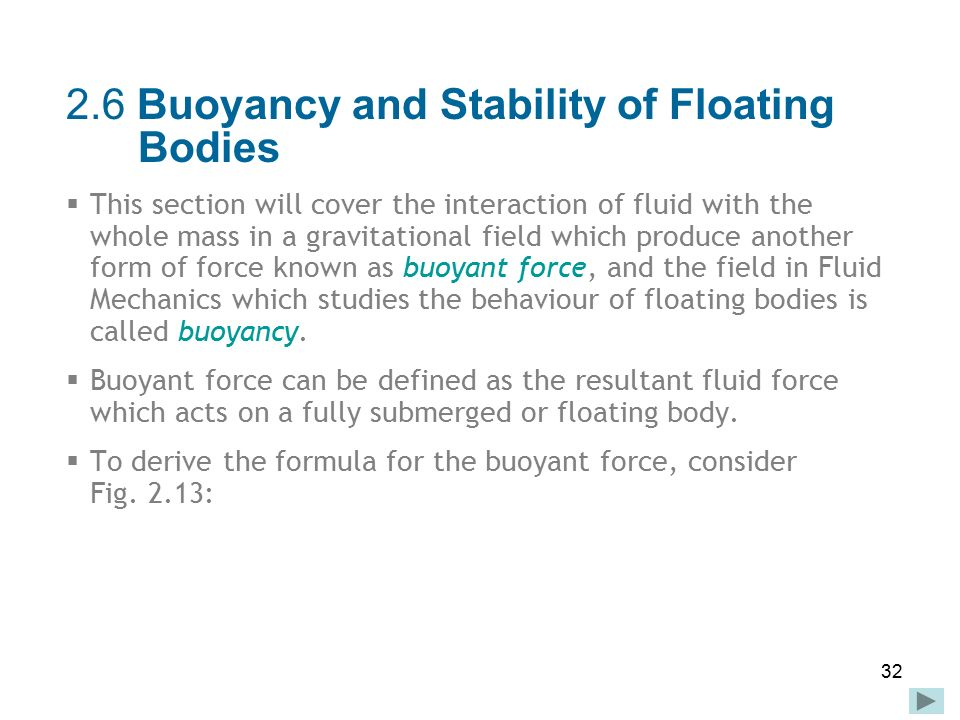 stability of a floating body Stability of a floating body experimental data the total weight of the apparatus (including the two magnetic weights) is stamped on.