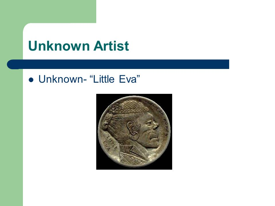 Unknown Artist Unknown- Little Eva