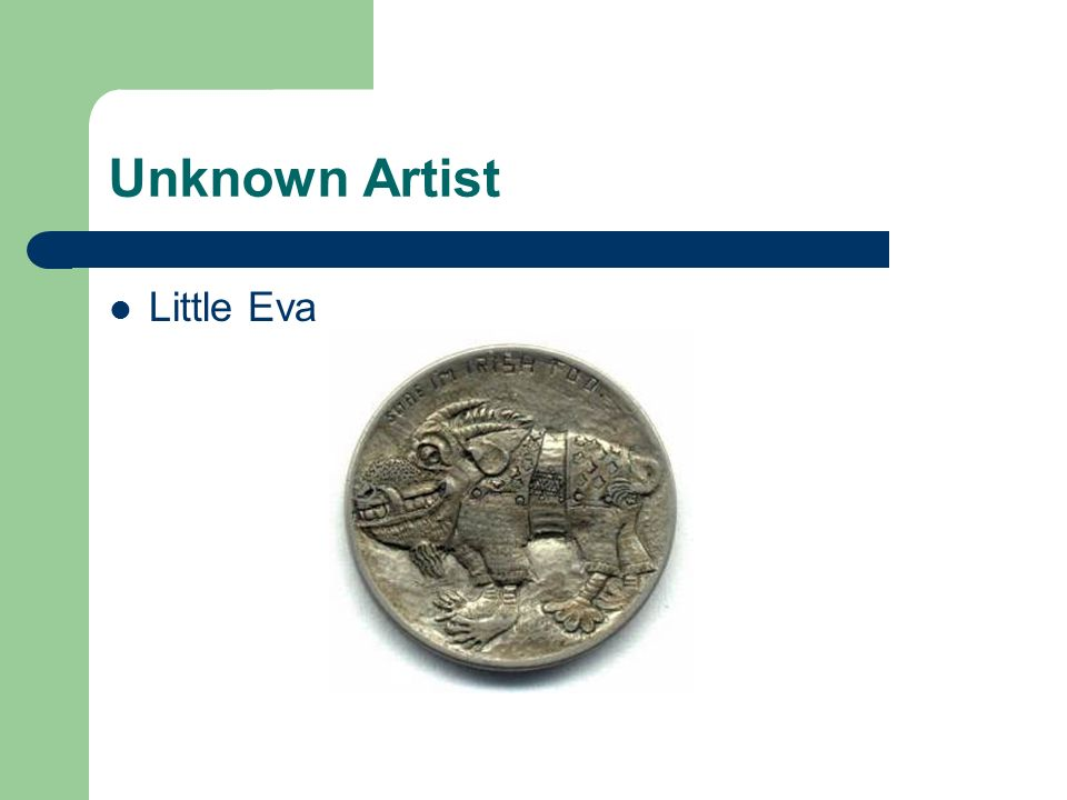 Unknown Artist Little Eva
