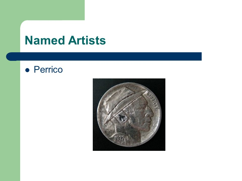 Named Artists Perrico