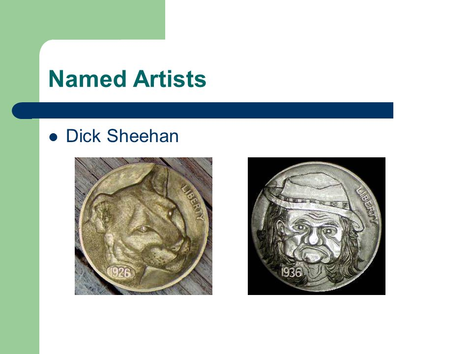 Named Artists Dick Sheehan
