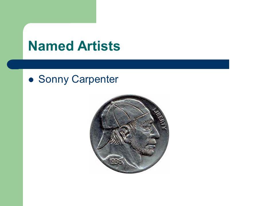 Named Artists Sonny Carpenter