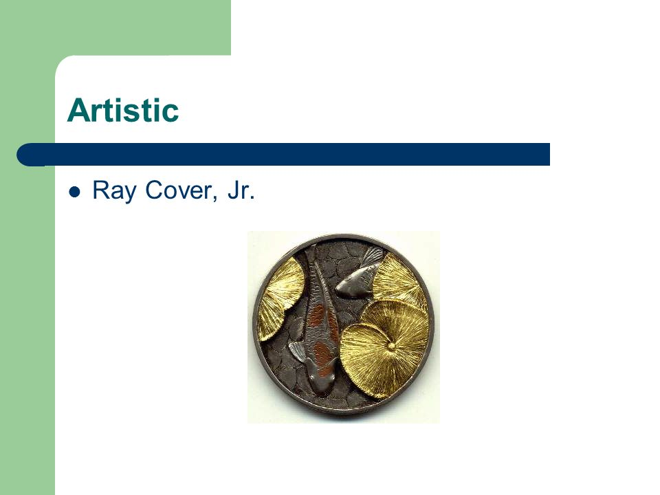Artistic Ray Cover, Jr.