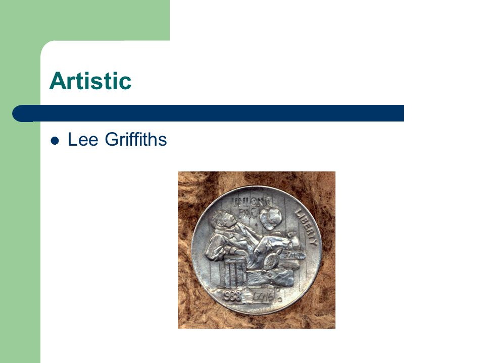 Artistic Lee Griffiths