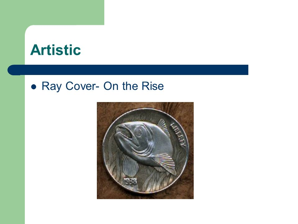Artistic Ray Cover- On the Rise