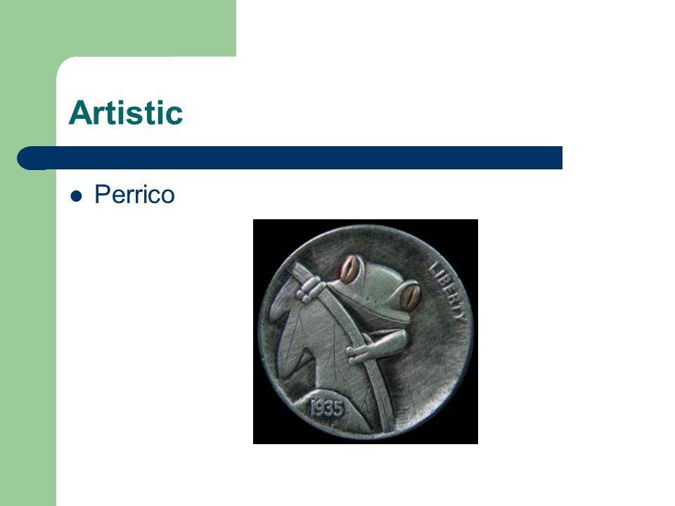 Artistic Perrico