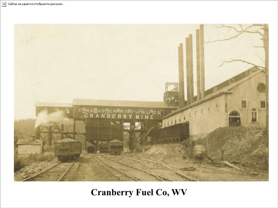 Cranberry Fuel Co, WV
