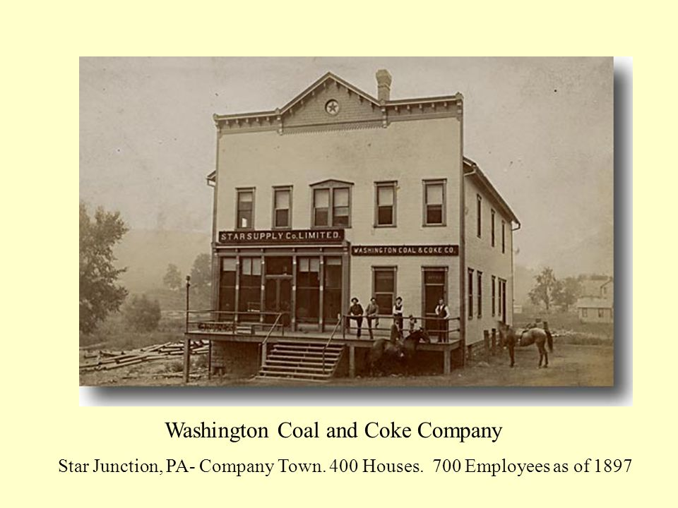 Washington Coal and Coke Company