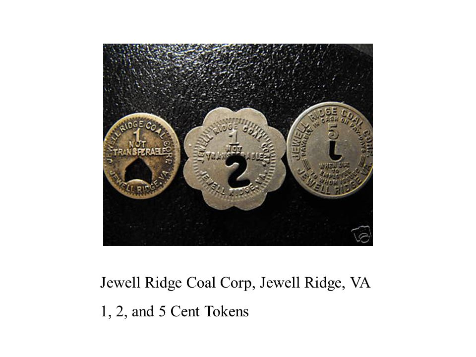 Jewell Ridge Coal Corp, Jewell Ridge, VA