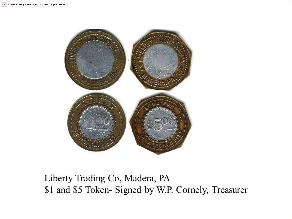 Liberty Trading Co, Madera, PA
