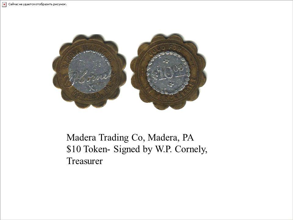 Madera Trading Co, Madera, PA
