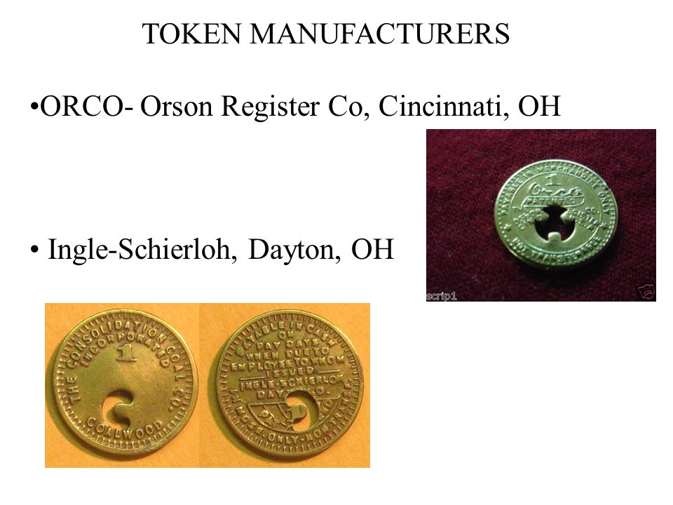 ORCO- Orson Register Co, Cincinnati, OH