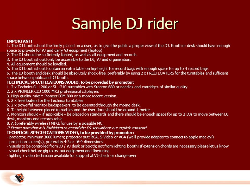 Martin fink tammy carey cmp frischkorn audiovisual ppt download sample dj rider important pronofoot35fo Image collections
