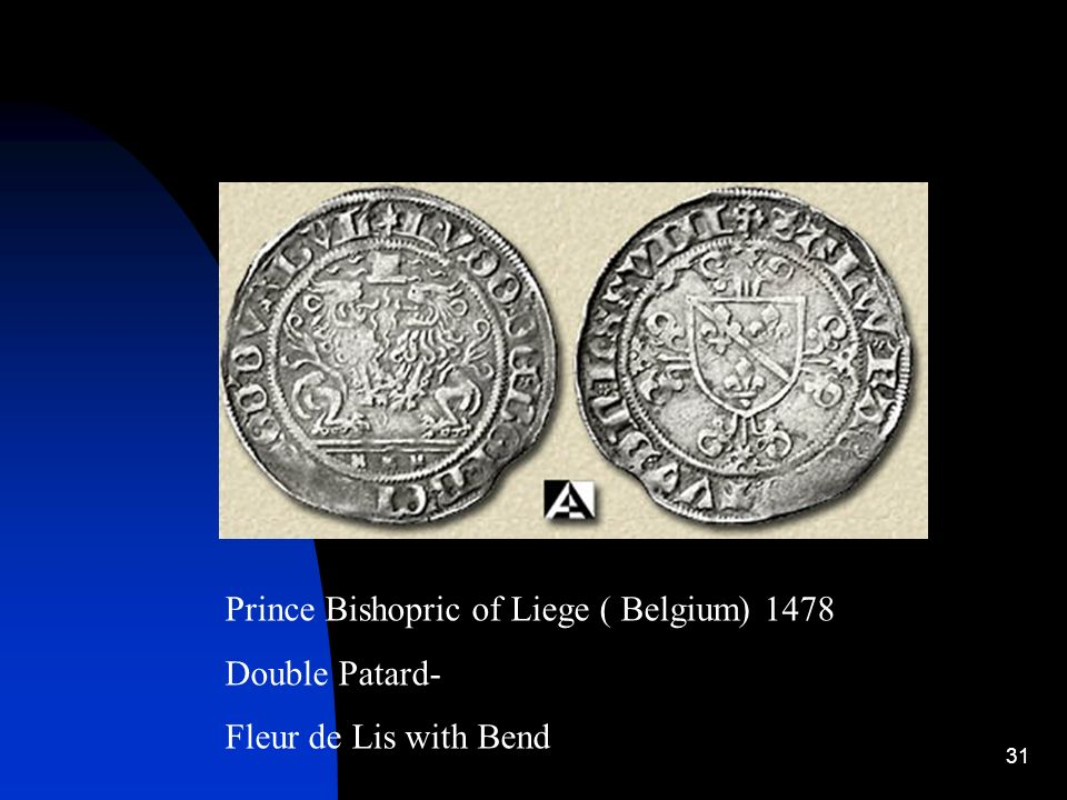 Prince Bishopric of Liege ( Belgium) 1478