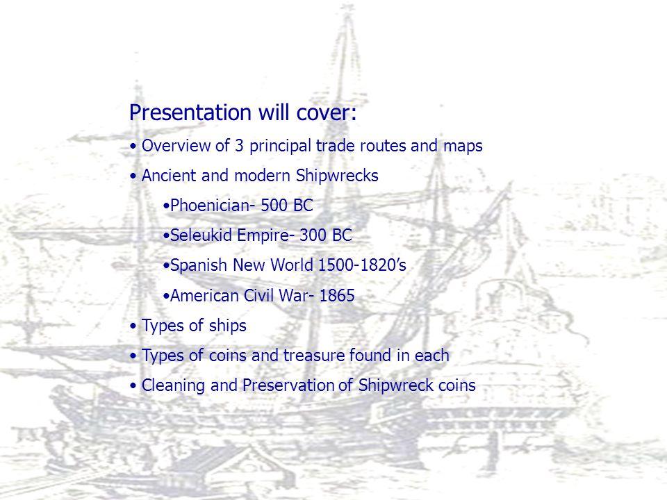 Presentation will cover: