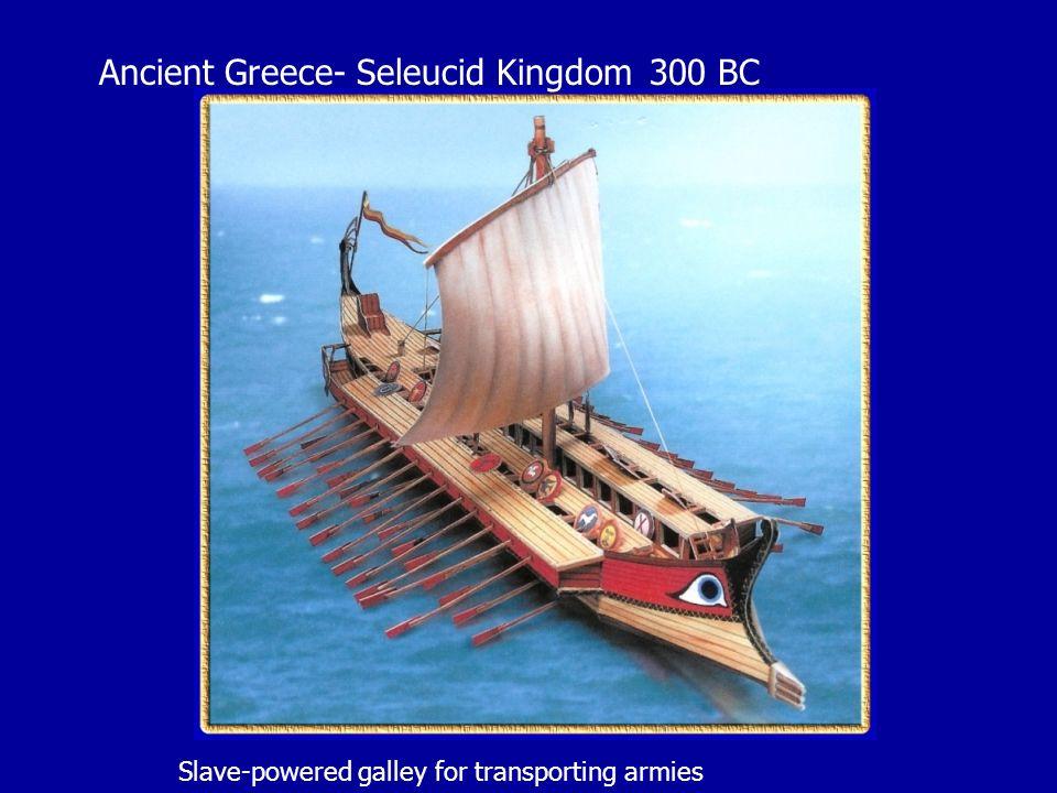 Ancient Greece- Seleucid Kingdom 300 BC