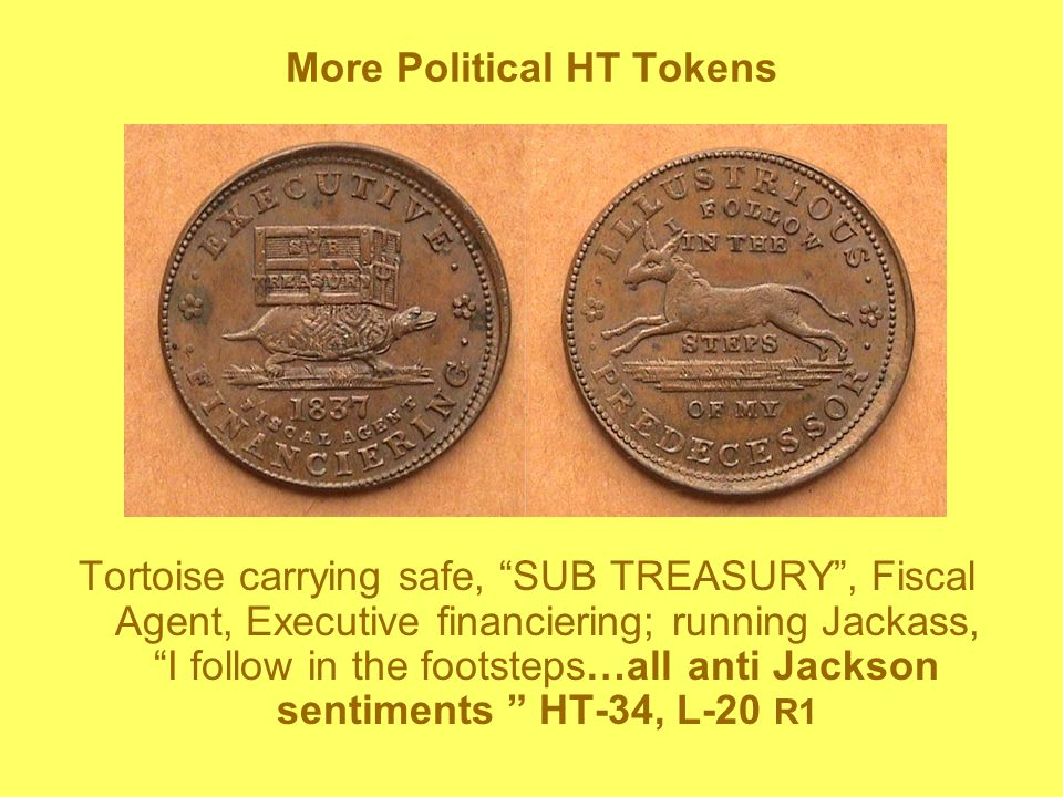 More Political HT Tokens