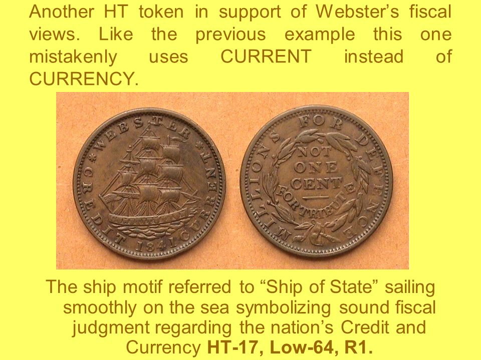 Another HT token in support of Webster's fiscal views