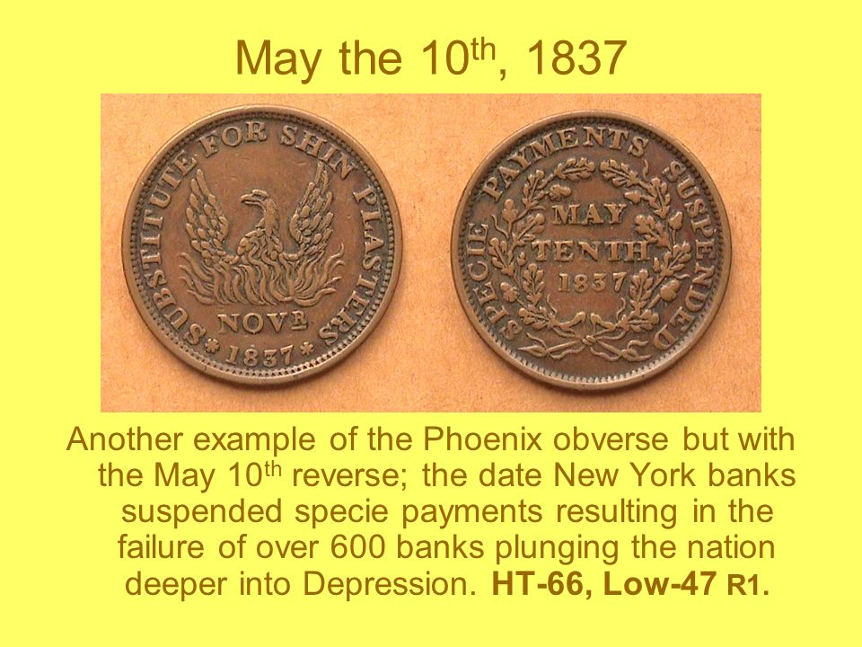 May the 10th, 1837