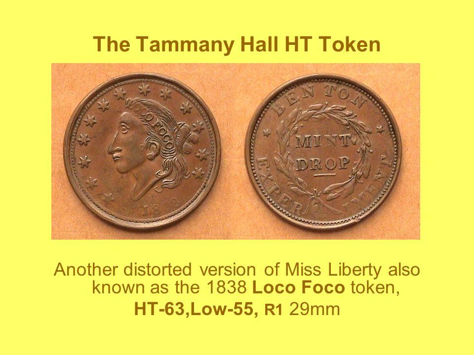 The Tammany Hall HT Token