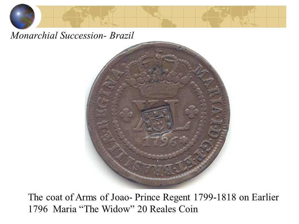 Monarchial Succession- Brazil