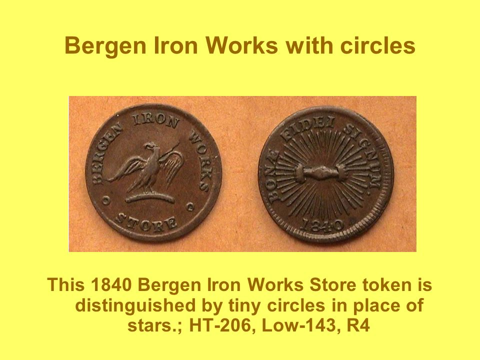 Bergen Iron Works with circles