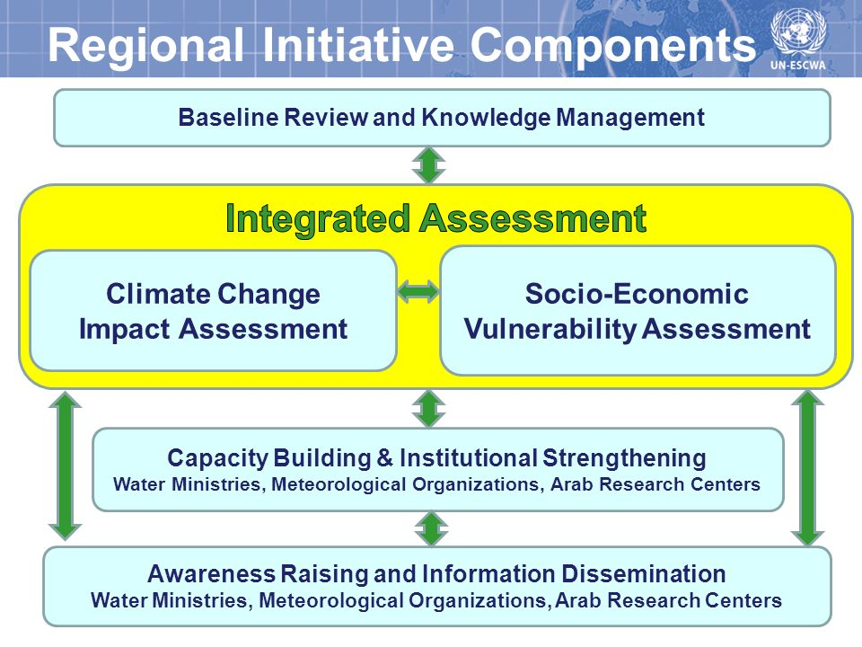 Regional Initiative Components