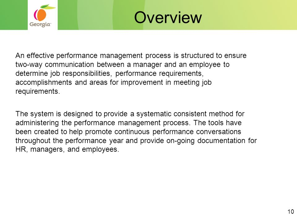 Eperformance For Managers Opb  Ppt Video Online Download