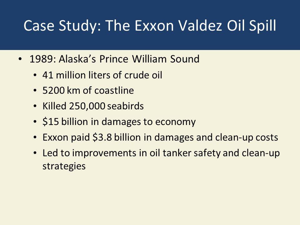 Exxon Valdez oil spill - Wikipedia