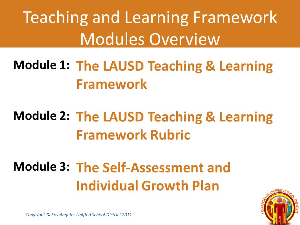Introduction to the lausd teaching and learning framework ppt 2 teaching pronofoot35fo Images