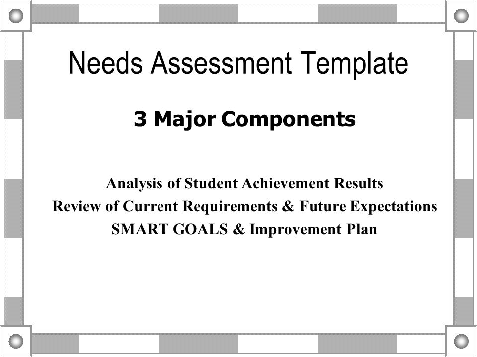 Nclb And Program Evaluation - Ppt Video Online Download