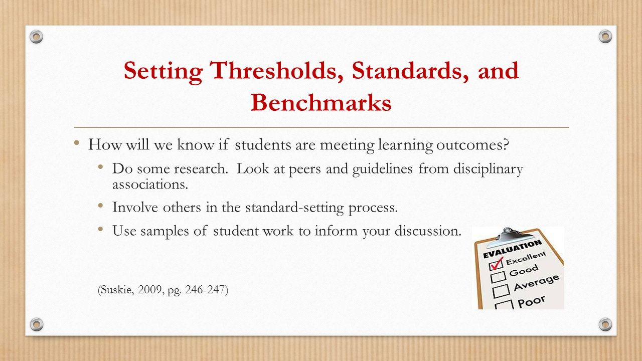 the standards set for students No set of grade-specific standards can fully reflect the great variety in abilities, needs, learning rates, and achievement levels of students in any given classroom.