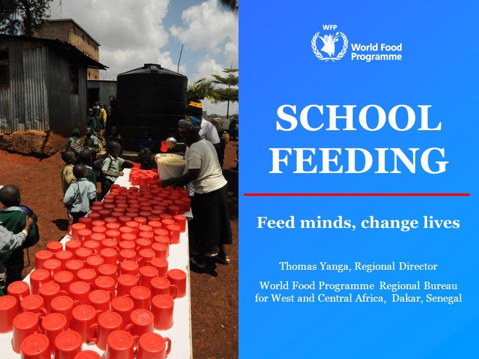 Feed minds, change lives