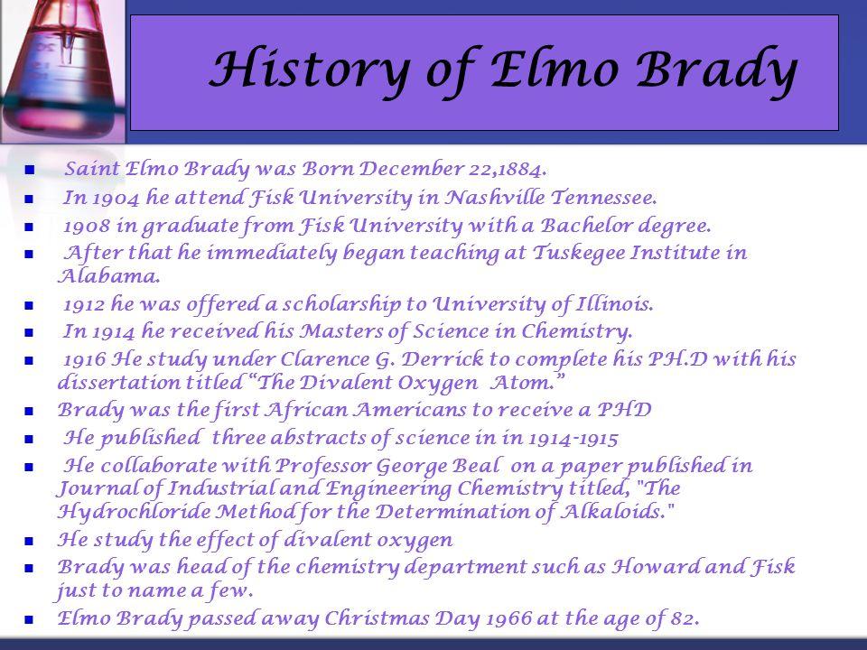 saint elmo brady by  erica fossett